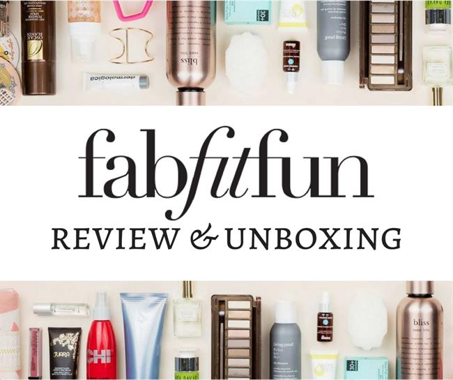 Fab Fit Fun Review