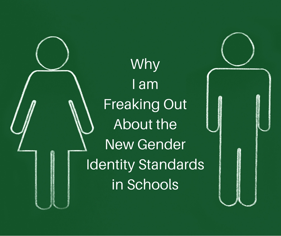 Why I am Freaking Out About the New Gender Identity Health Standards