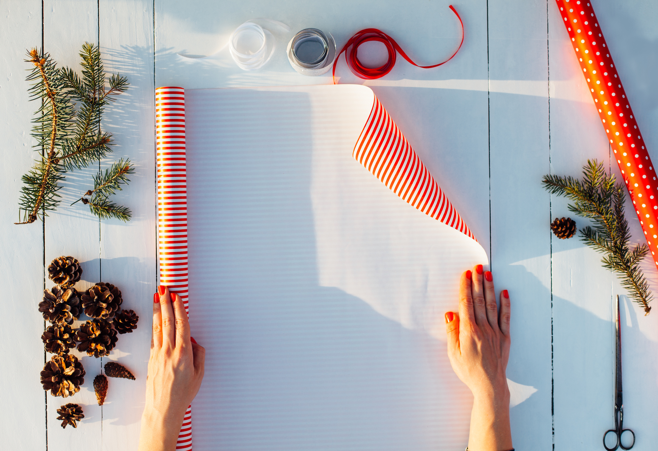 Gift-Wrapping Tutorial