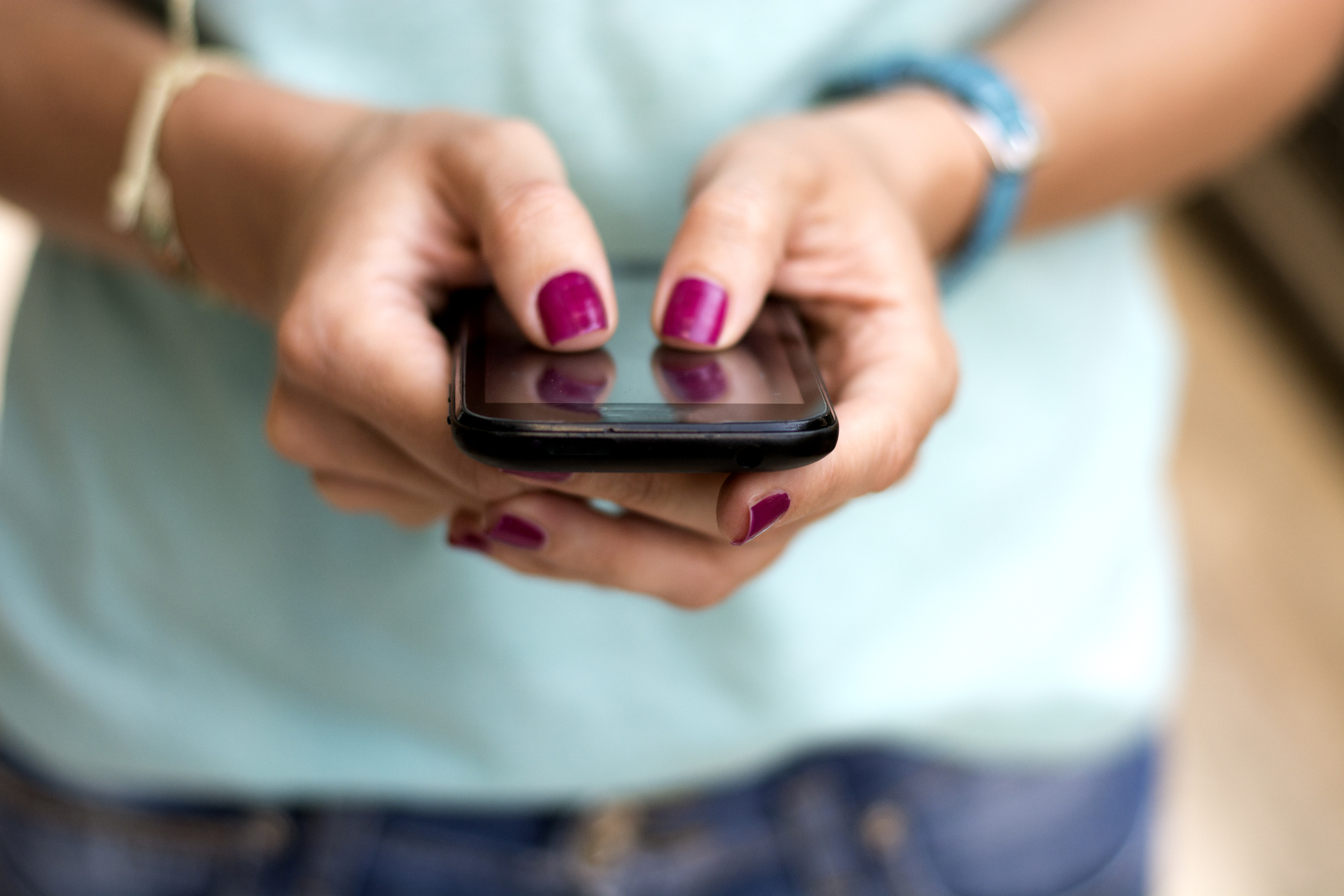 Why I Caved and Got My Tween a Cell Phone - and How I'm Keeping Her Safe