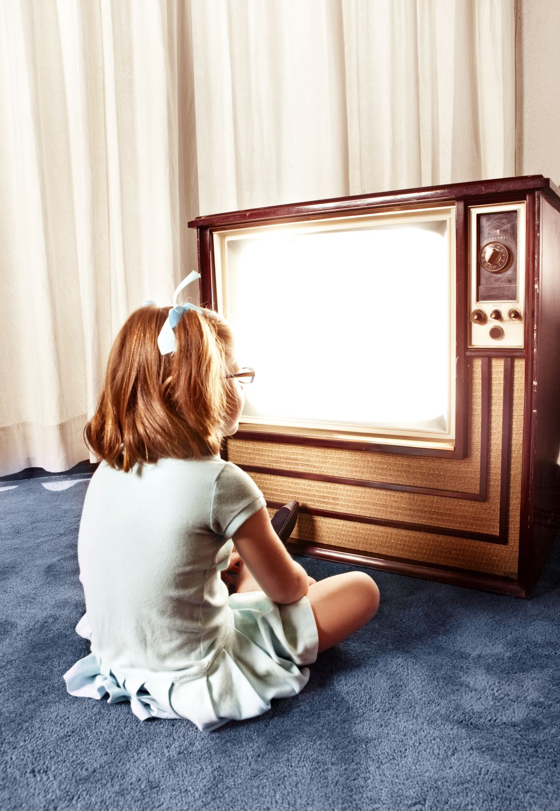Why Kids Watch the Same TV Shows Over and Over