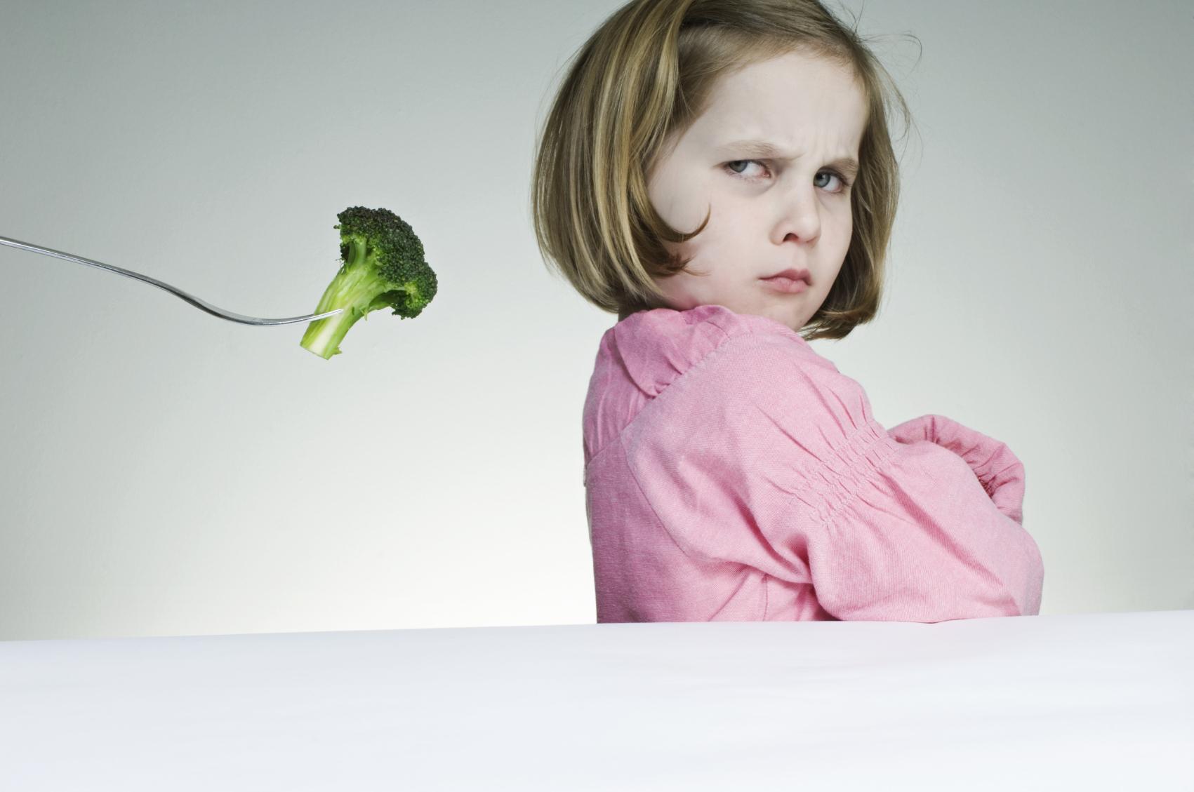 'Eat Your Broccoli!'