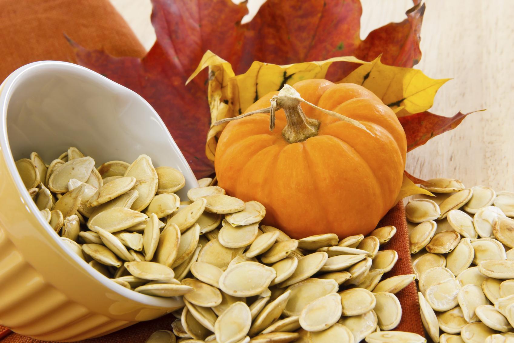 Easy Pumpkin Seeds