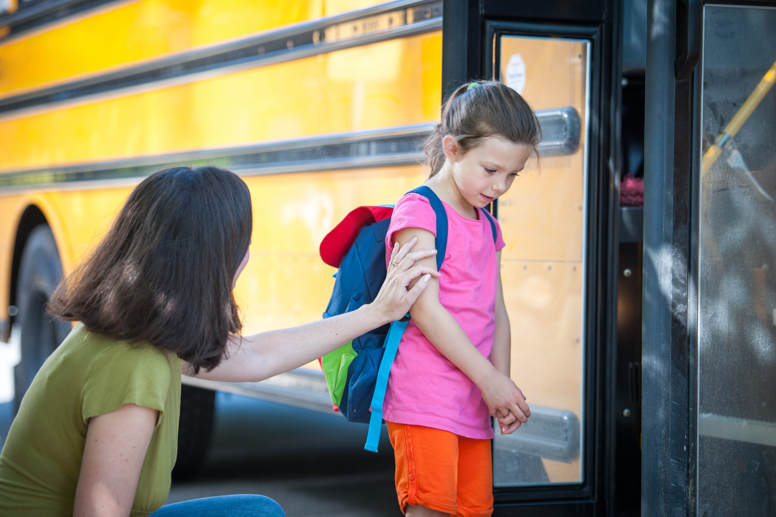 What to Do if Your Child is the Target of Bullying