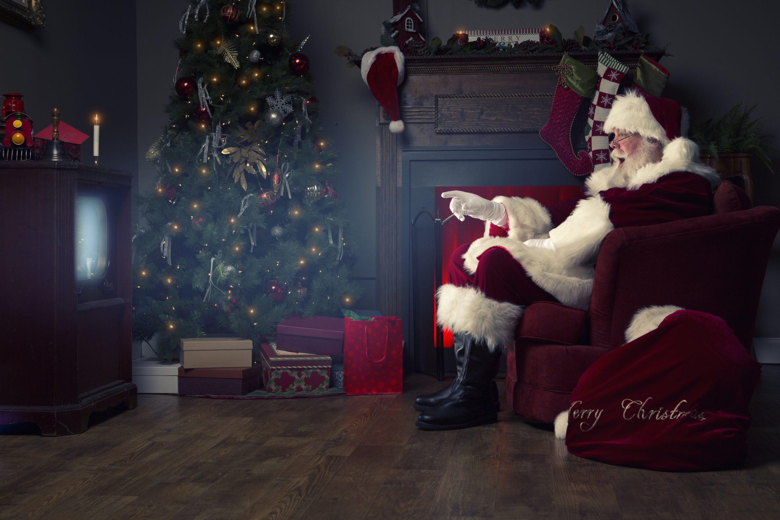 Kicking Off Christmas