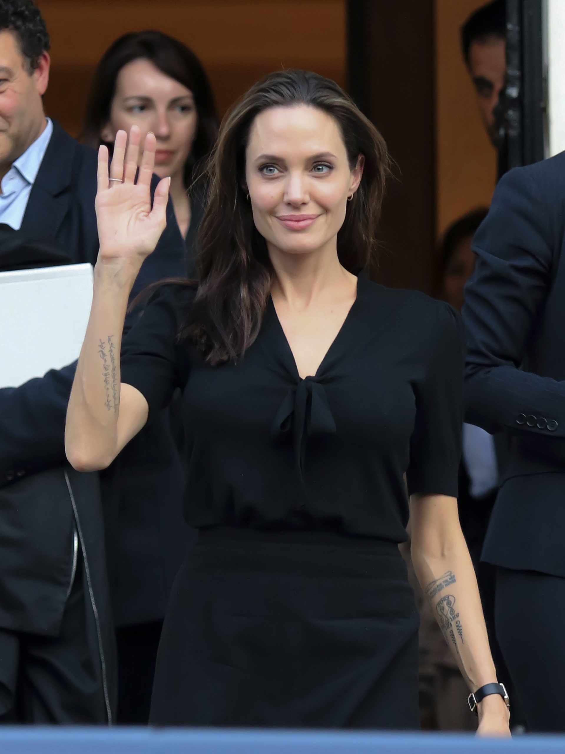 Dear Angelina Jolie, You Can't Control Everything About How Your Children Are Raised