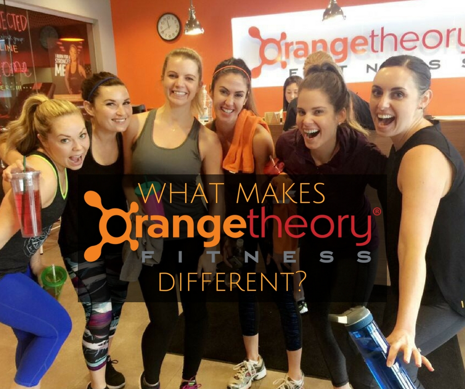 Fun + Effective: Orange Theory Fitness