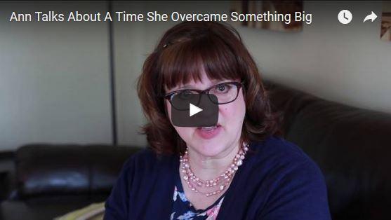 Overcoming Something Big