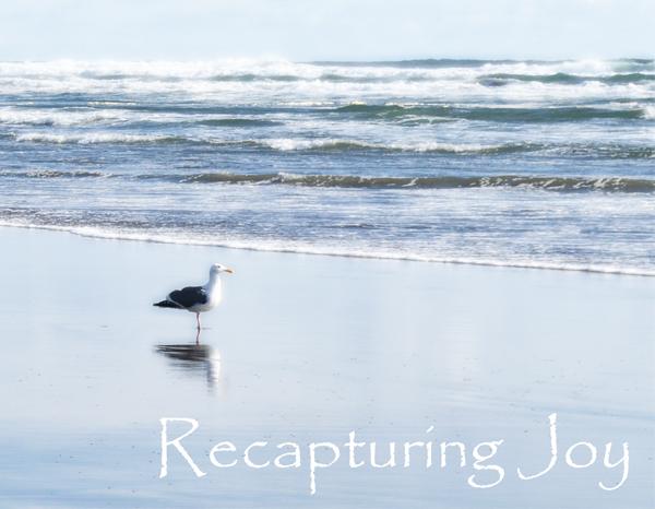 Recapturing Joy:  What do you do well?
