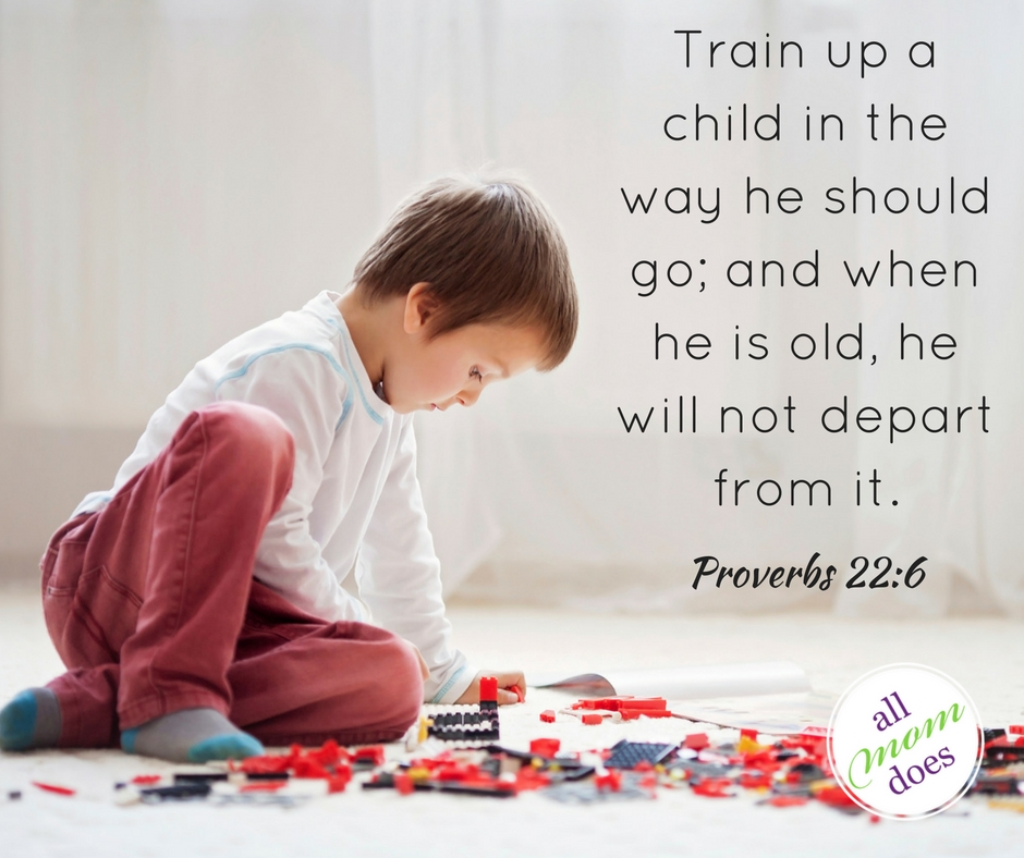 What Does it Mean to 'Train Up a Child...'?