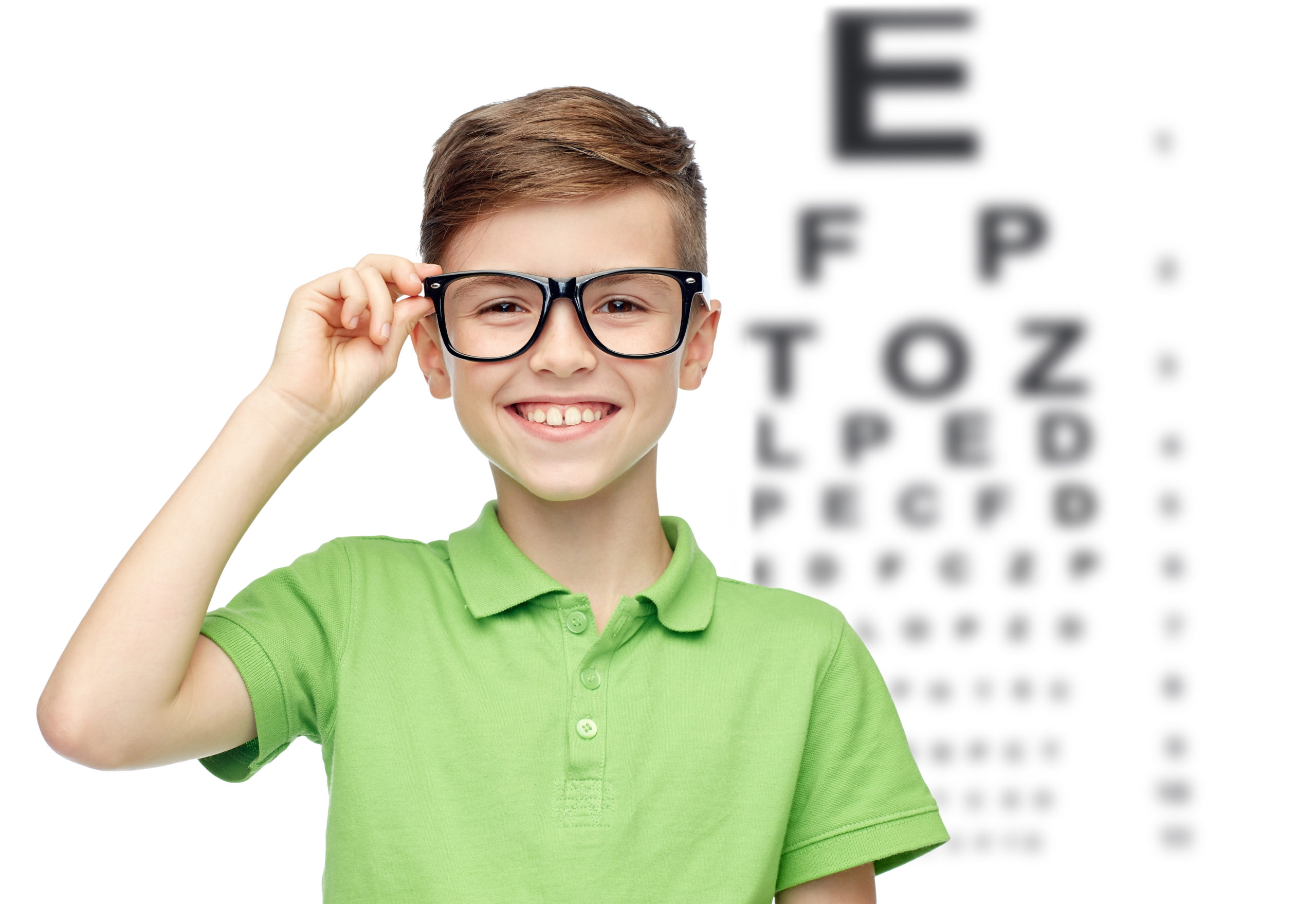 August is National Eye Exam Month