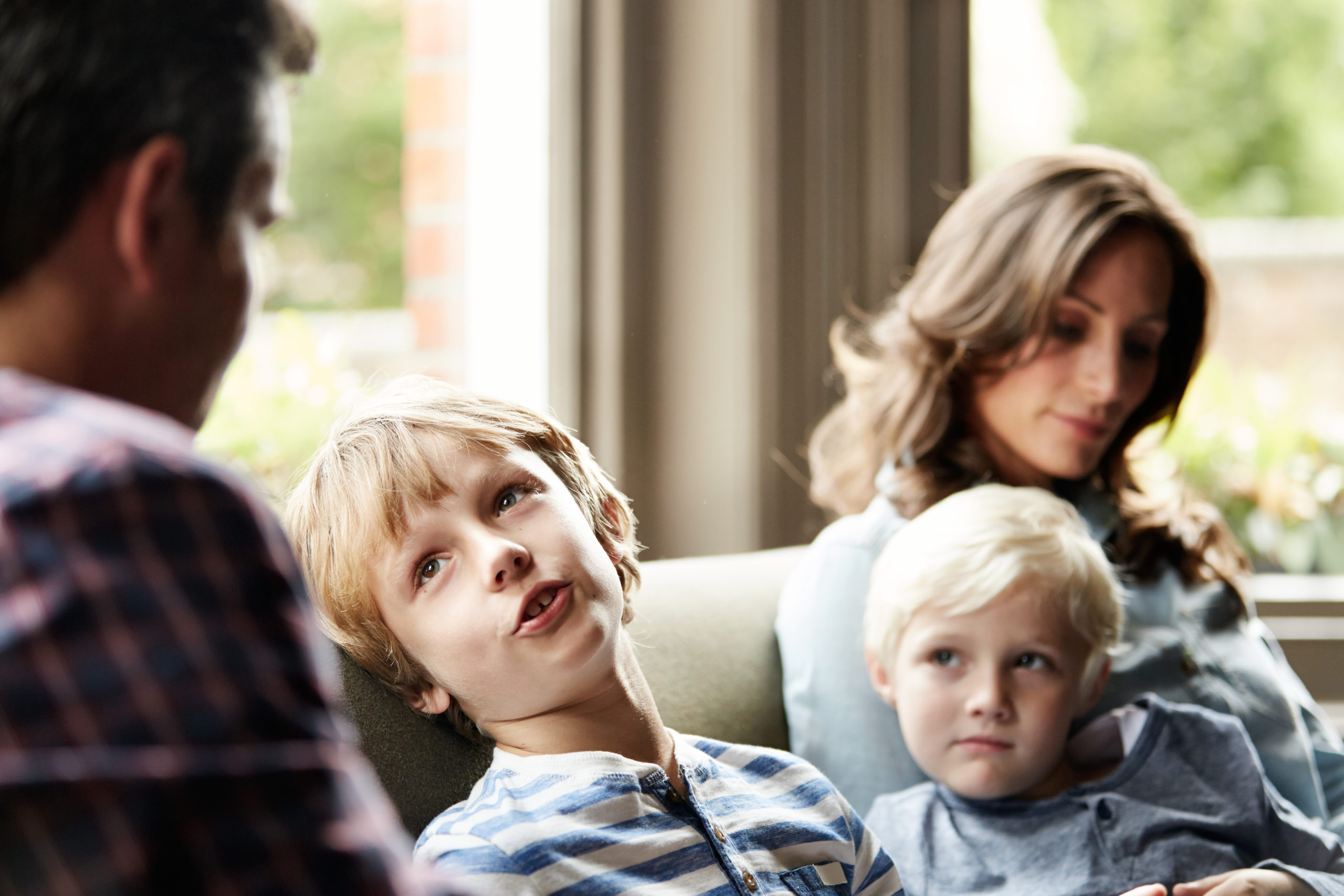5 Things We Did When We Talked To Our Kids About Addiction