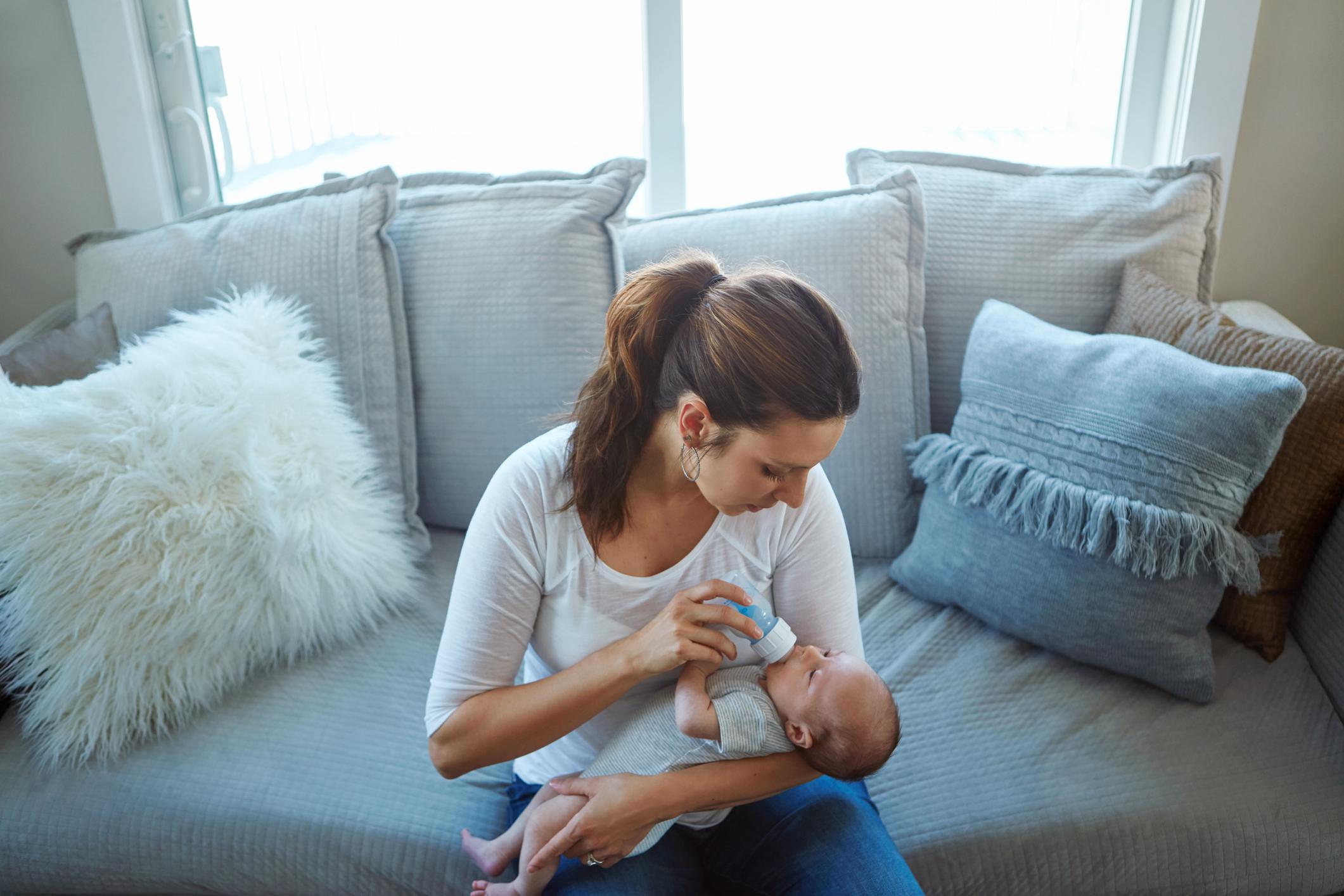 To the Formula Feeding Mom During World Breastfeeding Week