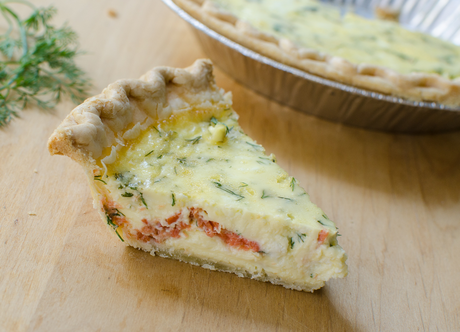 Transform Your Leftovers Into an Amazing Quiche