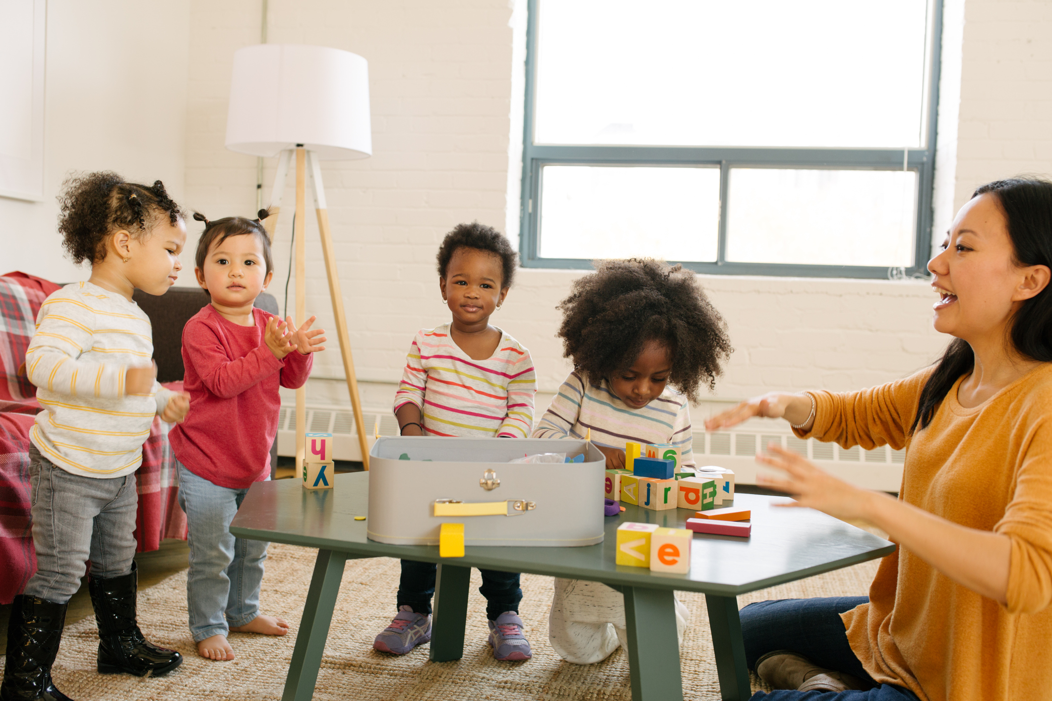 Three Rules to Implement Before Your Next Playdate