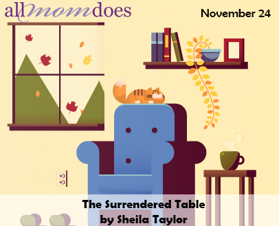 The Surrendered Table