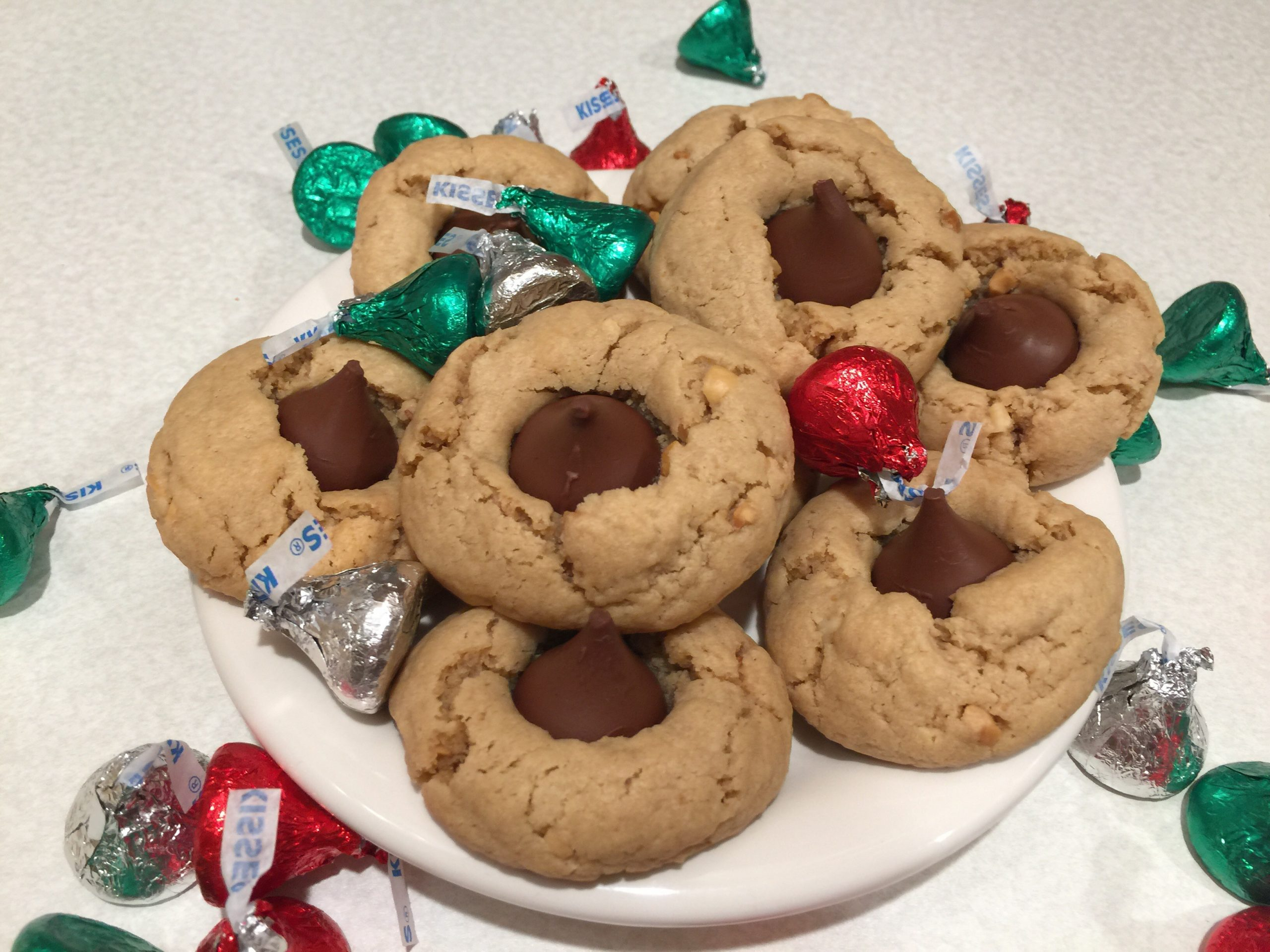 Peanut Butter Cream Cheese Cookies
