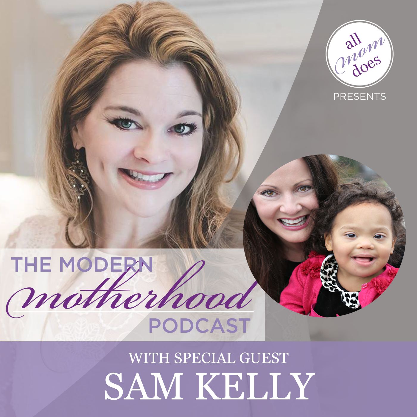 The Modern Motherhood Podcast #6: Sam Kelly