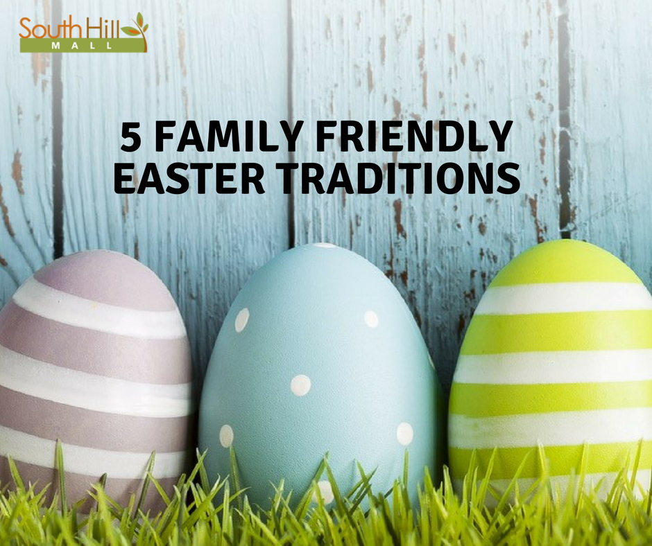 5 Fun Family Easter Traditions