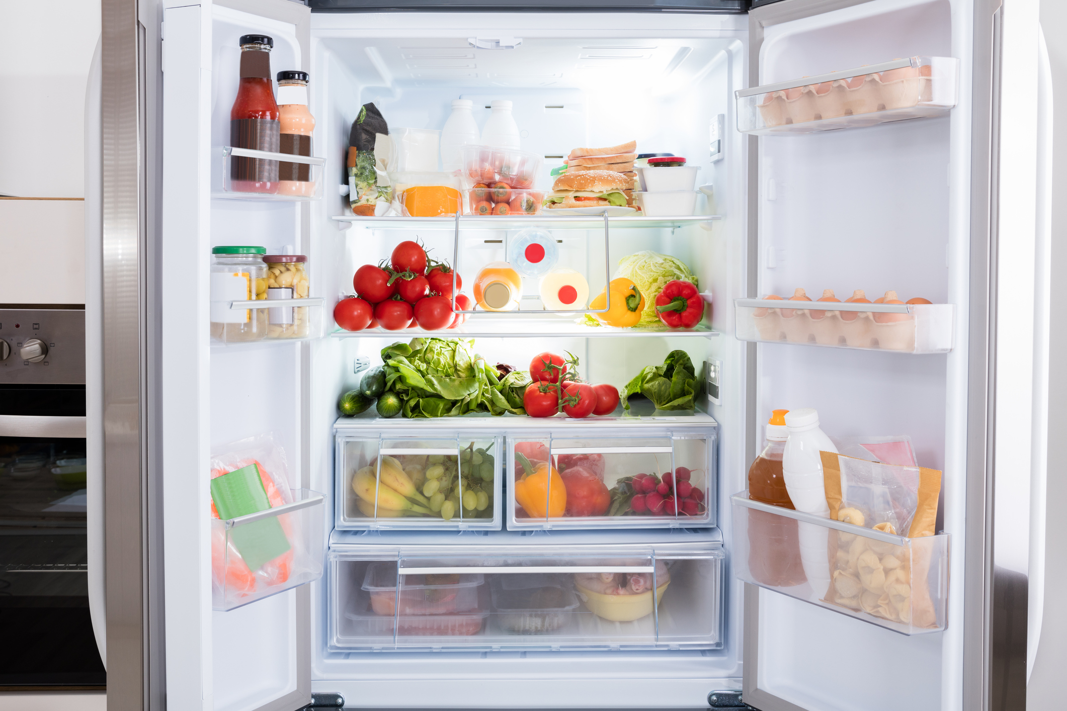 Tips So You NEVER Have to Clean Your Fridge Again