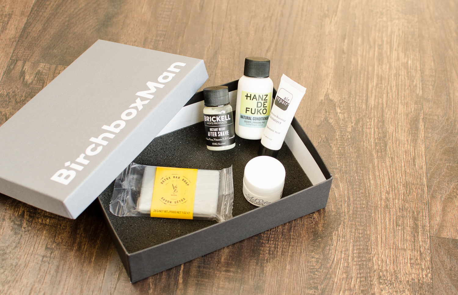 I Got My Husband BirchBox Man for Father's Day and What Happened Next Was Hilarious