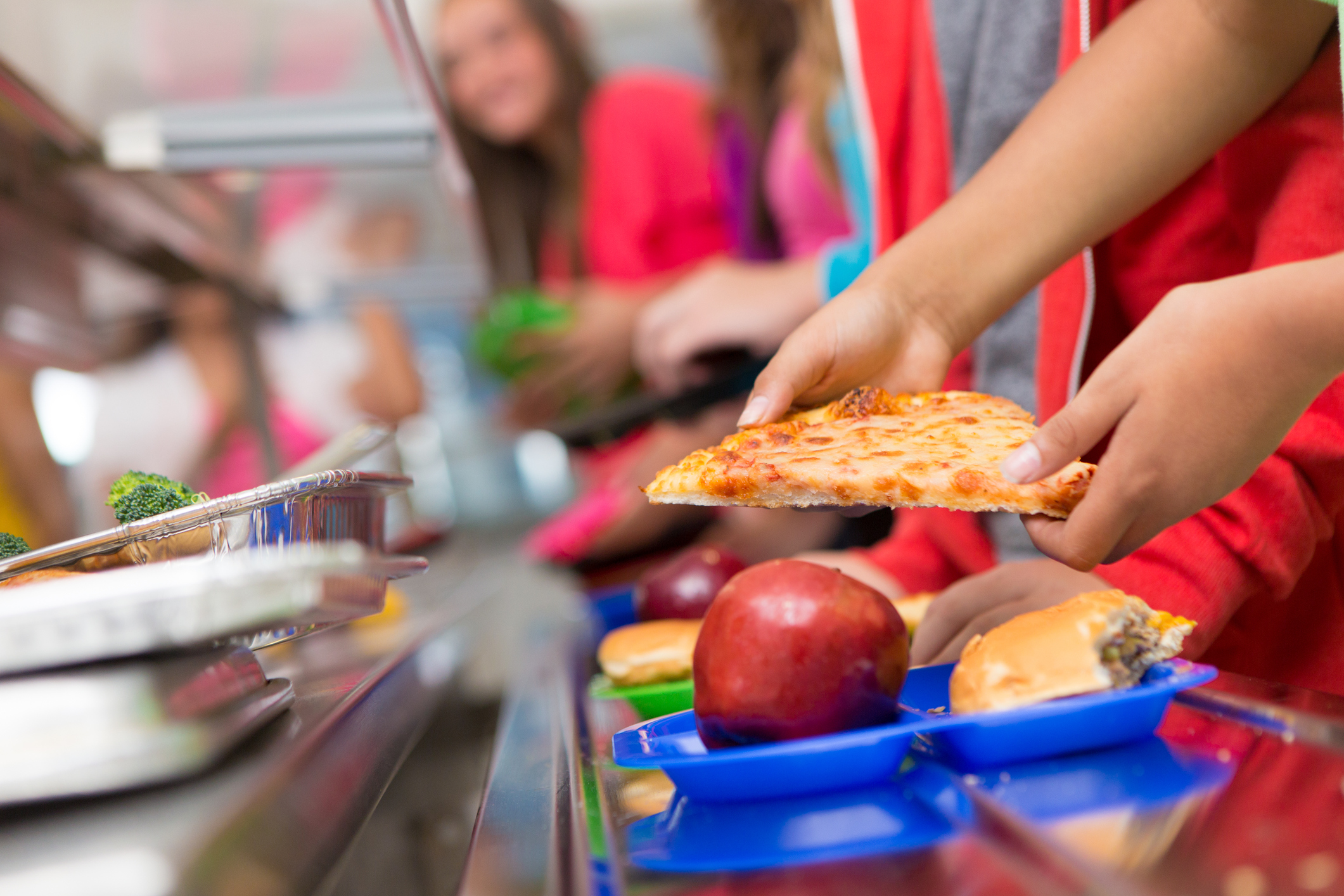 Hunger is Invisible: Here's How to Keep Kids Fed This Summer