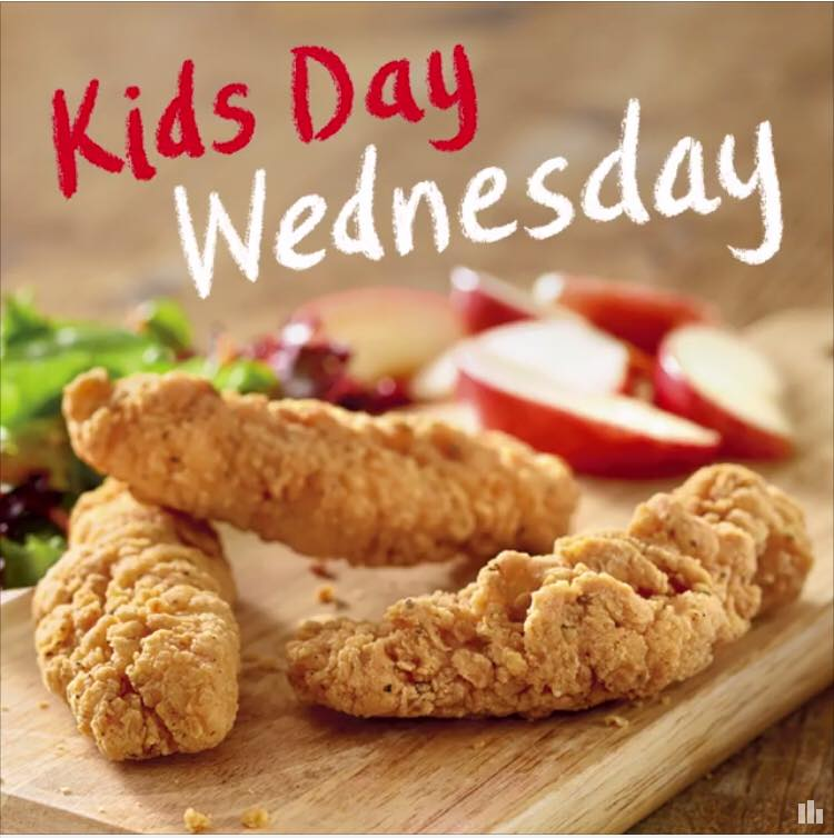 Kids Eat for $1.99 at Red Robin on Wednesdays This Summer