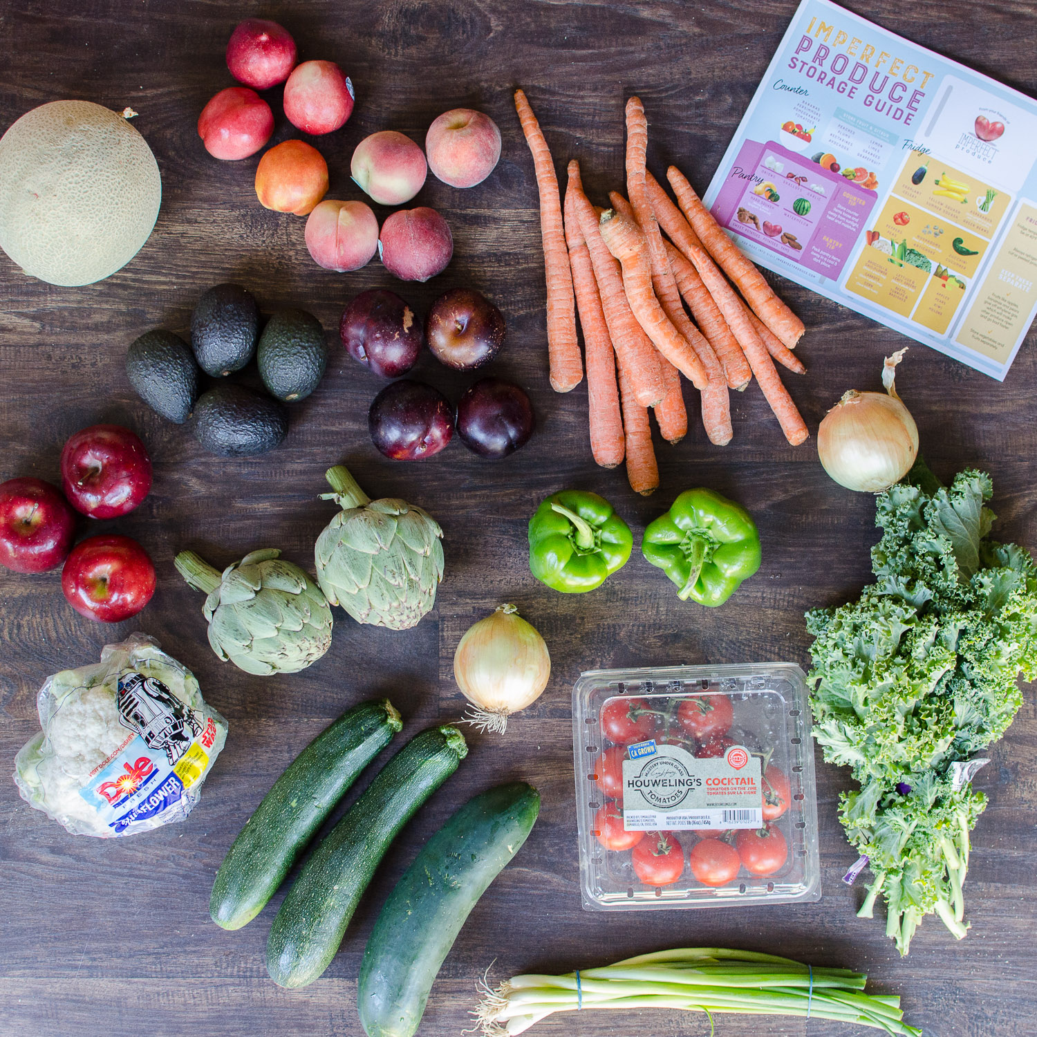 Save Money and Do Good with Imperfect Produce