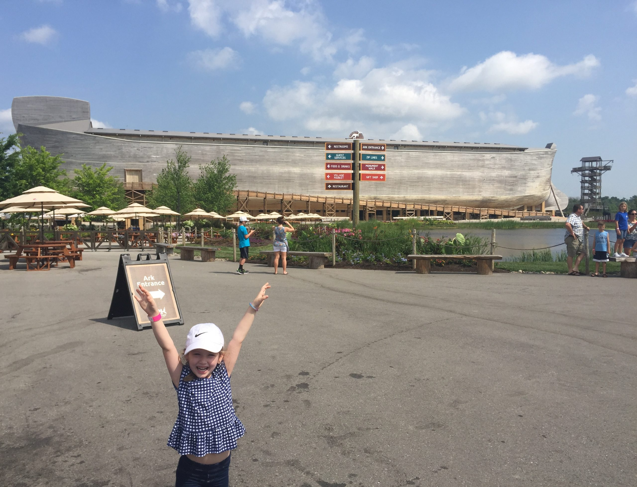Our Family's Visit to The Ark Encounter