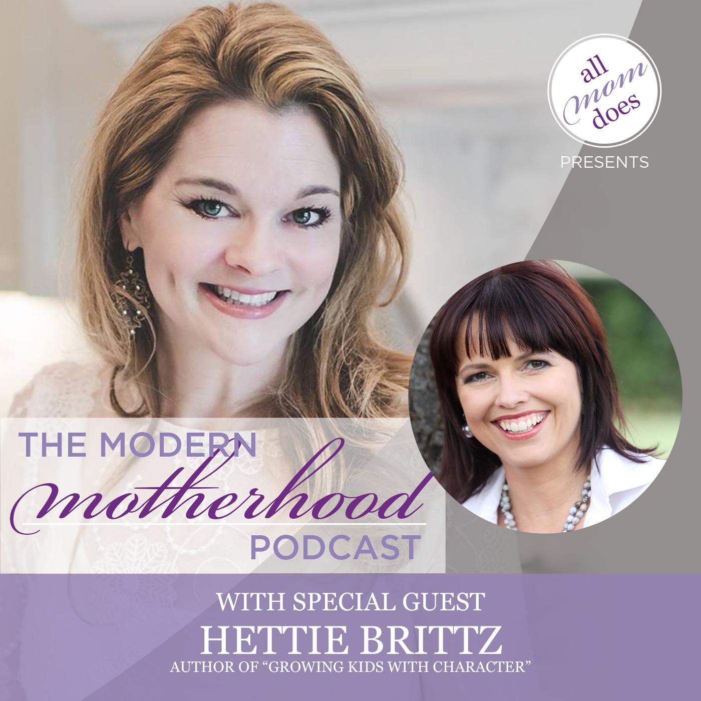 The Modern Motherhood Podcast #27: Hettie Brittz