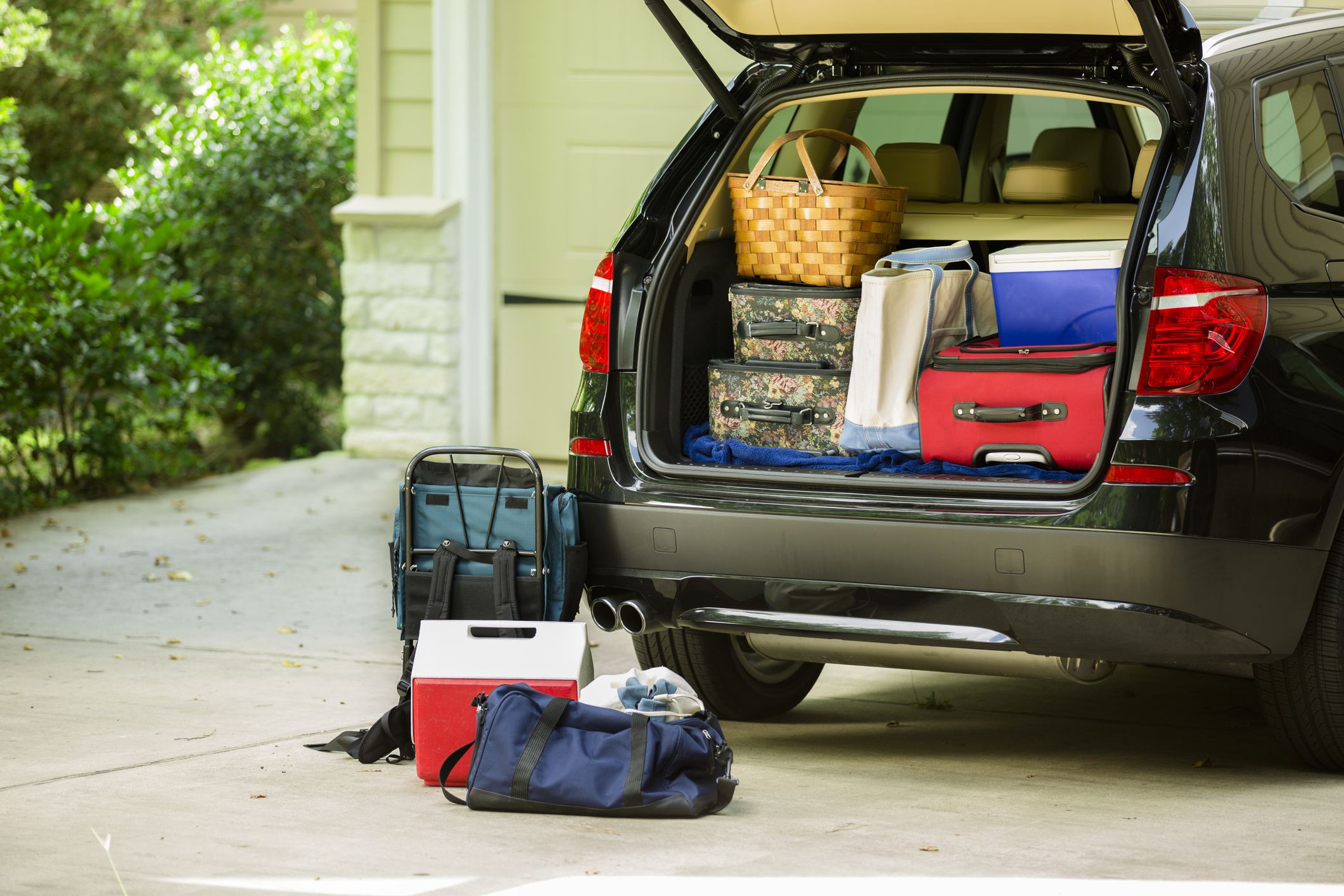 Ten Things to Pack for Your Family Vacation