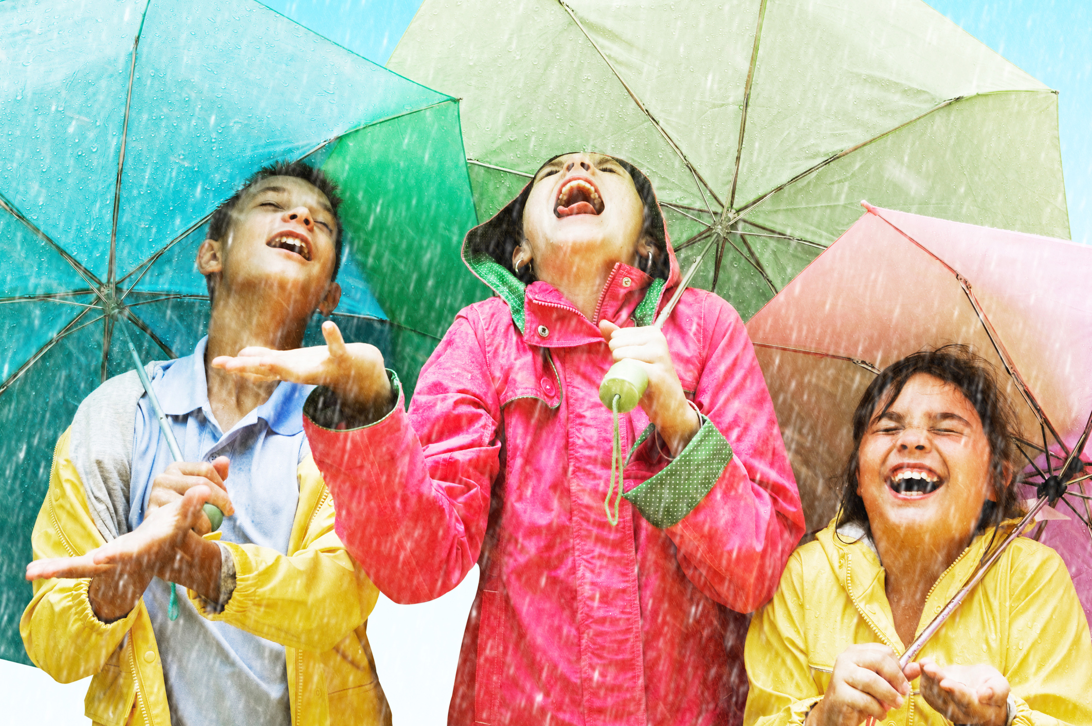Ease Rainy-Weather Woes by Using Technology to Your Advantage