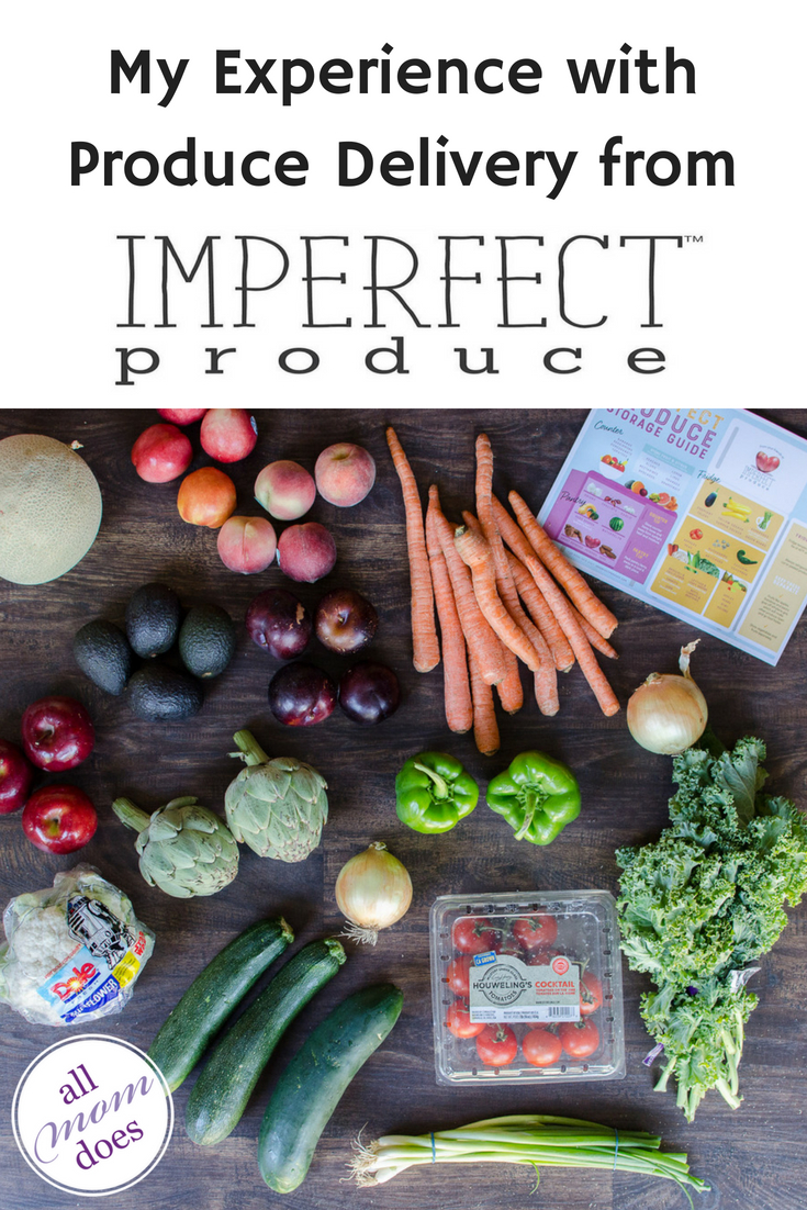 Save money and reduce food waste - Imperfect Produce Delivery Review #healthyeating #imperfectproduce #foodwaste #savemoney