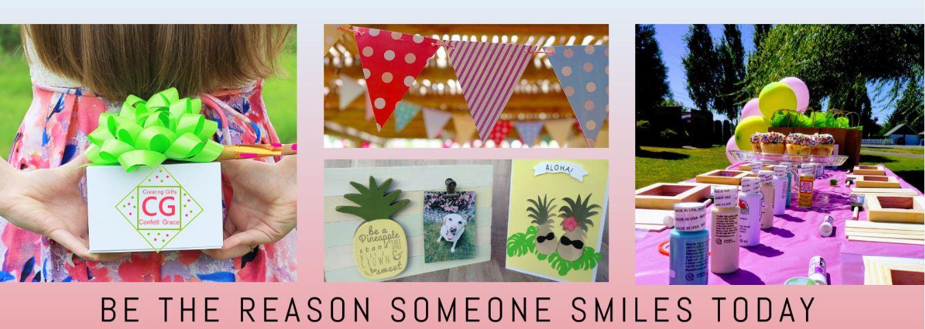 Confetti Grace Subscription Craft Box