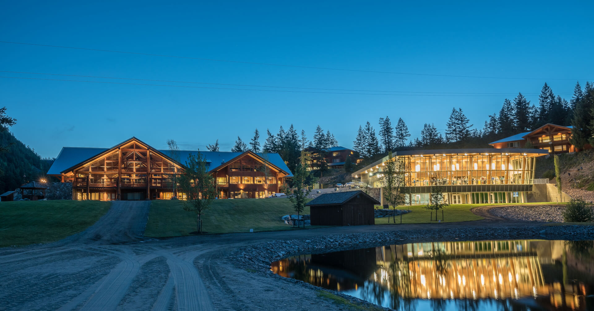 Looking for the Perfect Northwest Retreat or Conference Location?