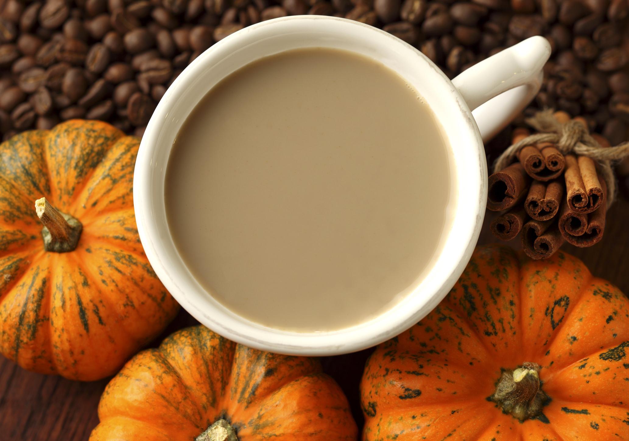 Pumpkin Spice Latte Returning to Starbucks August 28th