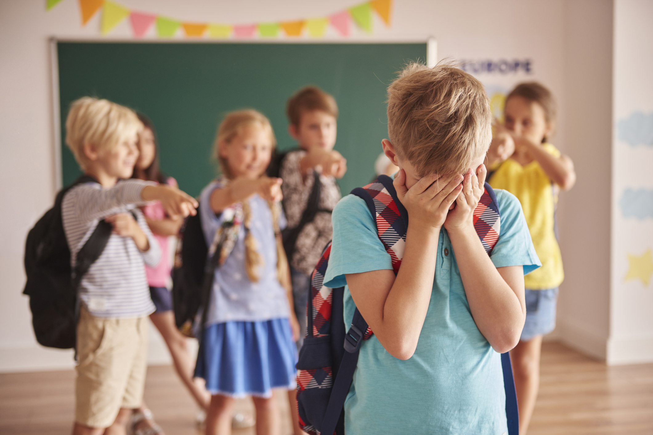 If My Child Were the Bully, I'd Want to Know
