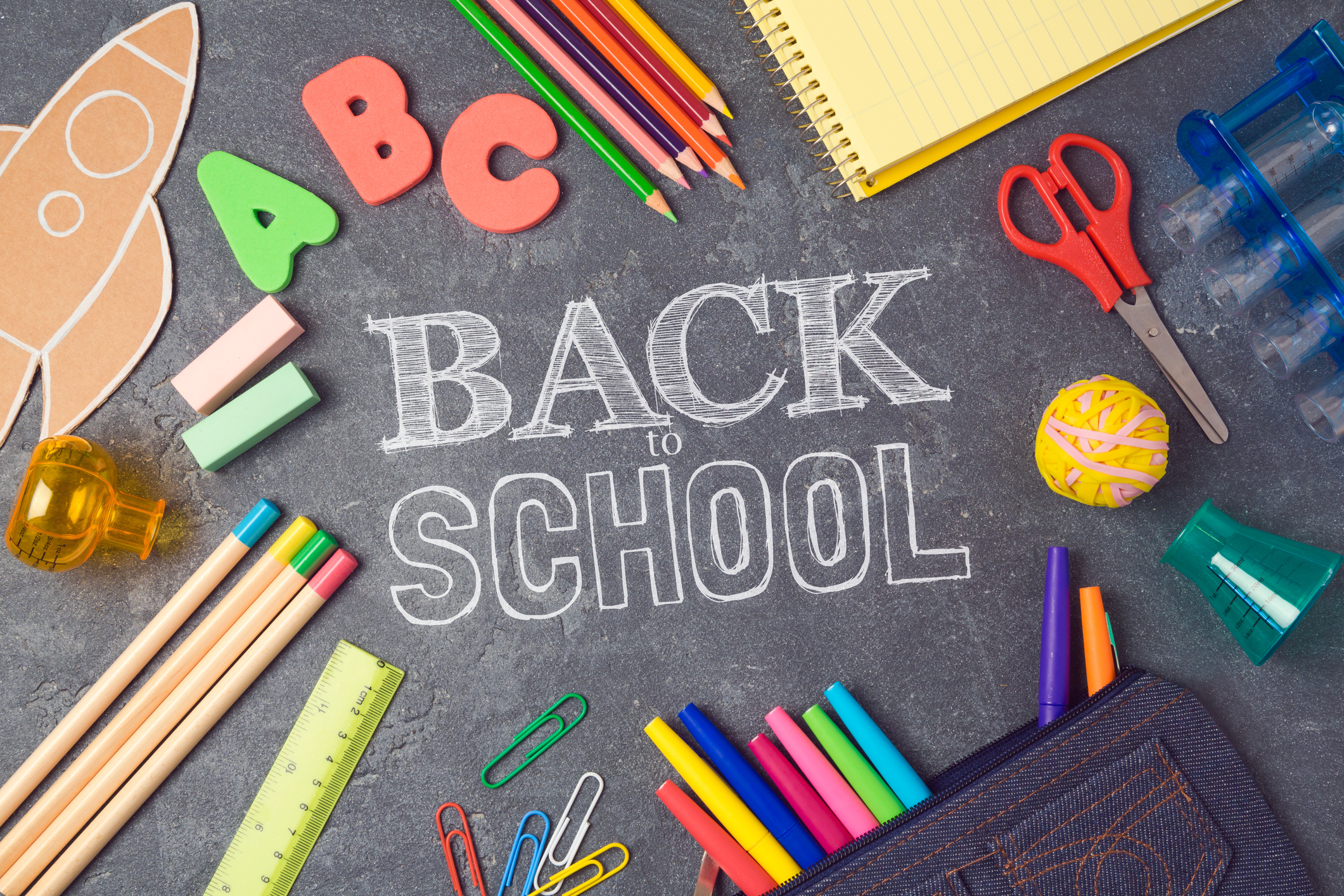 10 Things I do to Get Ready for Back to school