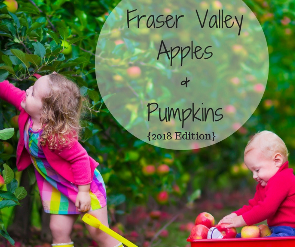 Fraser Valley Apples & Pumpkins {2018 Edition}