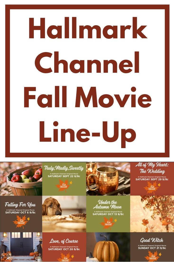hallmark channel fall lineup