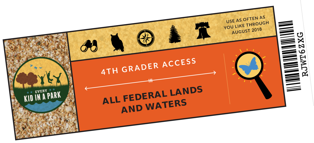 National Parks By State - Where Your 4th Grader Can Use Their FREE National Parks Pass!