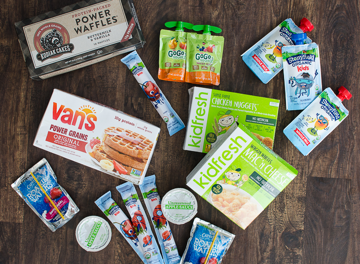 Healthy Packaged Foods: Convenience Foods You Can Feel Good About Feeding to Your Kids