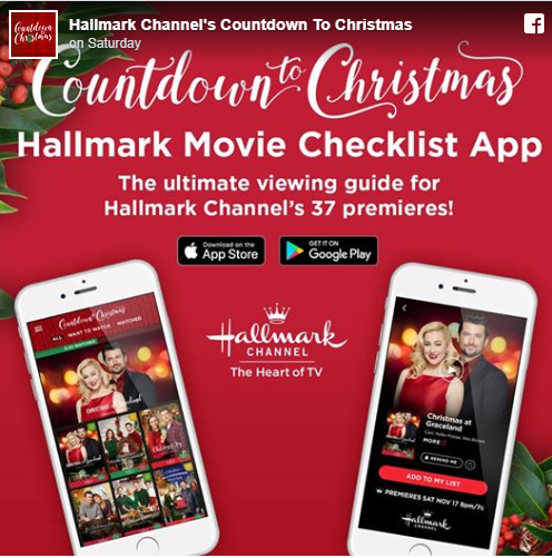 Hallmark Reaches Canada + Releases New App