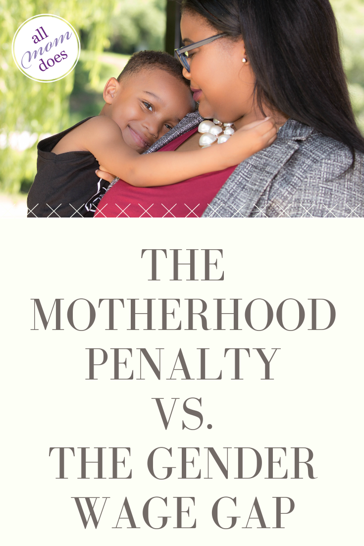Why are women paid less in the workplace? Great explanation of the gender wage gap and motherhood penalty.