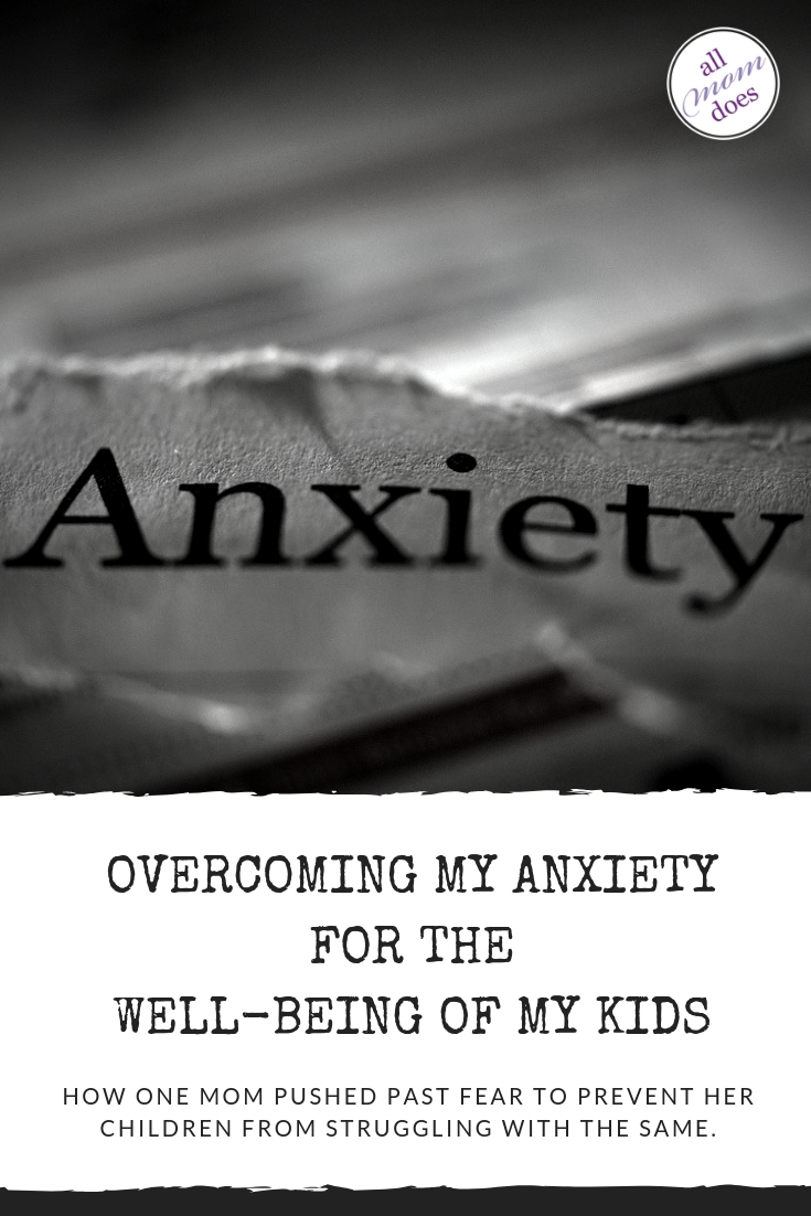 Overcoming motherhood anxiety for the well-being of my kids. #ppmd #ppd #ppa #anxiety
