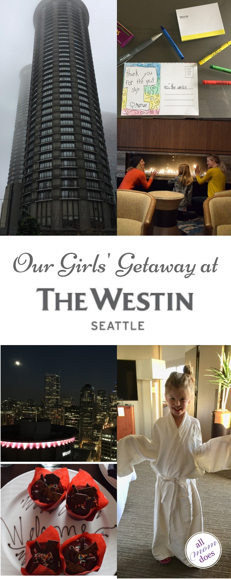 Is The Westin Seattle a kid friendly hotel? Read this blogger's honest review! #seattle