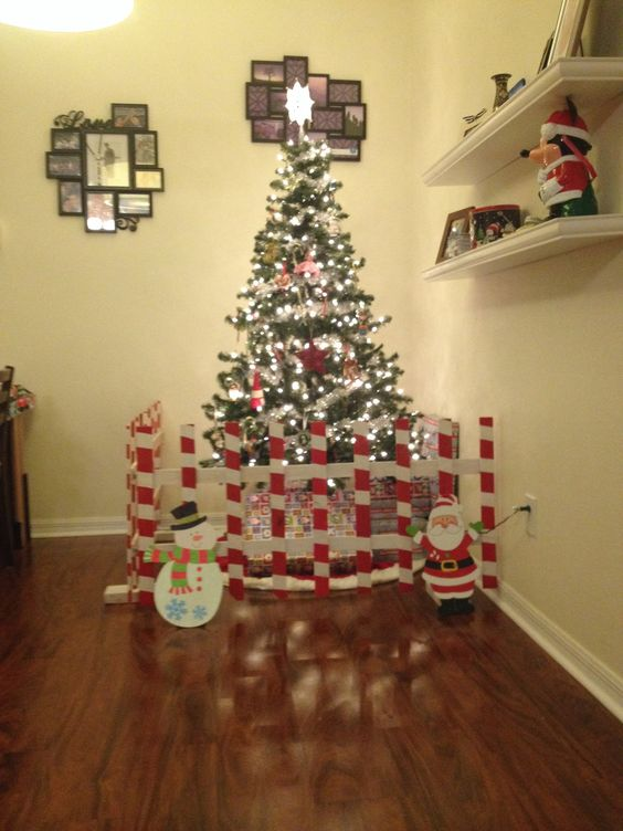 Toddler Proof Christmas Trees Allmomdoes