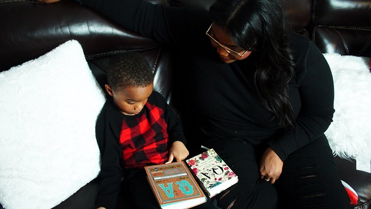 Journaling with Kids During the Holiday Break