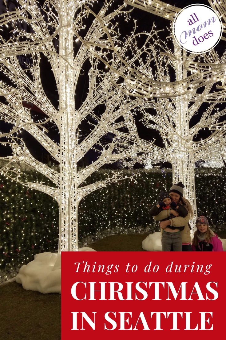Christmas Activities Seattle.Things To Do In Seattle At Christmas Allmomdoes