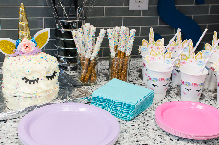 Budget Friendly Unicorn Birthday Party